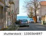 pomorie  bulgaria   march 02 ... | Shutterstock . vector #1330364897