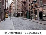 new york city   dec16  stone... | Shutterstock . vector #133036895