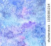 hand made watercolor galaxy sky ... | Shutterstock . vector #1330381214