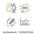 strategy  keywords and idea... | Shutterstock .eps vector #1330429184