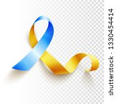 world down syndrome day. march... | Shutterstock .eps vector #1330454414