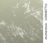 distress grey grainy texture.... | Shutterstock .eps vector #1330487711