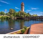 Riverfront Park In Spokane...