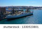 piraeus  attica   greece  ... | Shutterstock . vector #1330523801