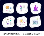 universe space nature star... | Shutterstock .eps vector #1330594124