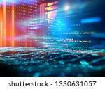 programming code abstract... | Shutterstock . vector #1330631057