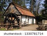 Watermill In Bokrijk  Belgium
