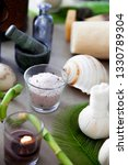 spa and wellness. spa products... | Shutterstock . vector #1330789304