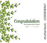 vector illustration greeting...   Shutterstock .eps vector #1330858967