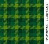 vector tartan background for st.... | Shutterstock .eps vector #1330963211