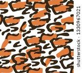 modern seamless pattern with... | Shutterstock .eps vector #1330967021