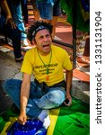 sao paulo  sp  brazil  ... | Shutterstock . vector #1331131904