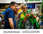 sao paulo  sp  brazil  ... | Shutterstock . vector #1331131934
