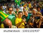 sao paulo  sp  brazil  ... | Shutterstock . vector #1331131937