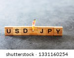 business investment concept... | Shutterstock . vector #1331160254