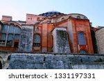 hagia sophia  | Shutterstock . vector #1331197331