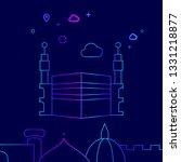 kaaba  mecca  saudi arabia...