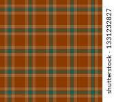 tartan traditional checkered... | Shutterstock . vector #1331232827