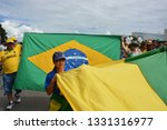 brasilia  df  brazil   april  4 ... | Shutterstock . vector #1331316977