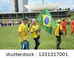 brasilia  df  brazil   april  4 ... | Shutterstock . vector #1331317001