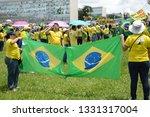 brasilia  df  brazil   april  4 ... | Shutterstock . vector #1331317004