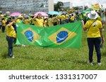 brasilia  df  brazil   april  4 ... | Shutterstock . vector #1331317007