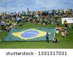 brasilia  df  brazil   april  4 ... | Shutterstock . vector #1331317031