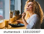 so tasty delicious yummy meal ... | Shutterstock . vector #1331320307