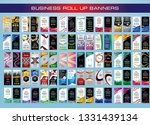 mega collection of creative... | Shutterstock .eps vector #1331439134