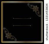 vector trendy design template... | Shutterstock .eps vector #1331453834