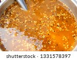 thai flavouring for noodle. | Shutterstock . vector #1331578397