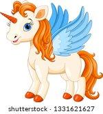 vector illustration. cute...   Shutterstock .eps vector #1331621627
