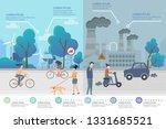 environment  ecology... | Shutterstock .eps vector #1331685521
