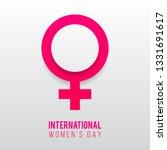 international women's day...   Shutterstock .eps vector #1331691617