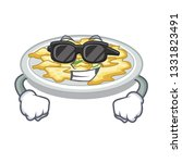 super cool scrambled egg in the ... | Shutterstock .eps vector #1331823491
