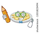 student scrambled egg in the... | Shutterstock .eps vector #1331823494