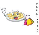 shopping scrambled egg in the... | Shutterstock .eps vector #1331823521