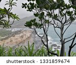 top view from mountain tracking ... | Shutterstock . vector #1331859674