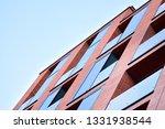 modern condo building with huge ... | Shutterstock . vector #1331938544