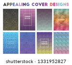 appealing cover designs.... | Shutterstock .eps vector #1331952827