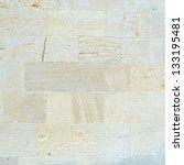Natural Limestone Bricks Wall...
