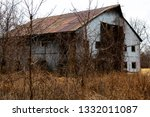 This Abandoned Old Barn Does...
