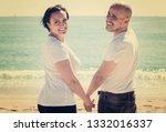 Mature Happy Couple Smiling...