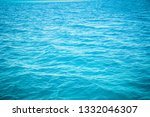 stylish beautiful sea water on... | Shutterstock . vector #1332046307