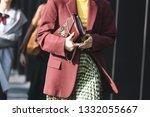 milan  italy   february 20 ...   Shutterstock . vector #1332055667