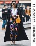 milan  italy   february 21 ...   Shutterstock . vector #1332072491
