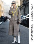 milan  italy   february 22 ...   Shutterstock . vector #1332087614