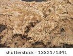 lamayuru  ladakh   india  moon... | Shutterstock . vector #1332171341