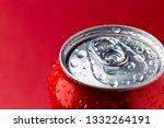 macro view of water... | Shutterstock . vector #1332264191