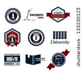 abstract,academic,academy,award,badge,banner,blue,book,bookcase,business,circle,classic,college,concept,crest
